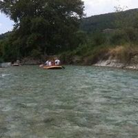 Photo taken at Acheron Springs by Tasos P. on 8/11/2012