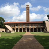 Foto diambil di Rice University oleh Chris M. pada 6/2/2012