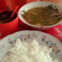 Photo taken at Warung Soto H. Syafik by Frans F. on 8/11/2012