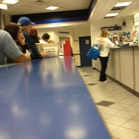 Photo taken at US Post Office by Matthew Y. on 2/1/2012