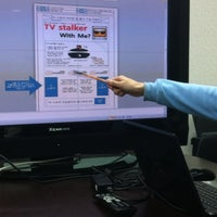 Photo taken at TV스토커 HQ by Yunjin P. on 2/15/2012