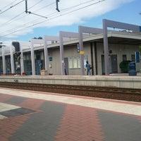 Photo taken at Station Heist-op-den-Berg by Patrick V. on 8/16/2011
