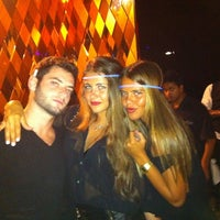 Photo taken at WALL Miami by Elina G. on 10/4/2011