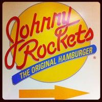 Photo taken at Johnny Rockets by Jesus G. on 7/4/2012