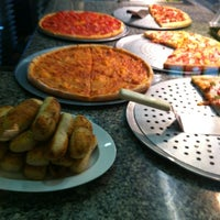 Photo taken at Sbarro by Luis M. on 4/1/2012