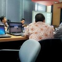 Photo taken at Telkomsel Branch Batam by Riset on 4/25/2012