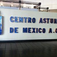 รูปภาพถ่ายที่ Centro Asturiano de México, A.C. โดย Santiño R. เมื่อ 4/14/2012