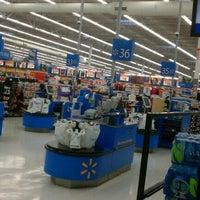 Photo taken at Walmart Supercenter by Dre on 8/31/2011
