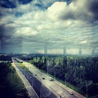 Снимок сделан в Sky lounge (WeekEnd, Небо) пользователем Anya 8/26/2012