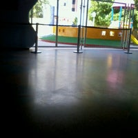 Photo taken at Escola Crescimento by Lara D. on 6/20/2012
