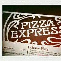 Photo taken at PizzaExpress by John C. on 9/8/2011