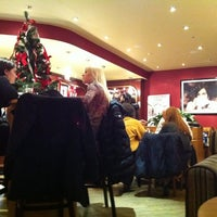 Photo taken at Costa Coffee by Anton O. on 1/11/2011