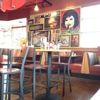 Photo taken at Red Robin Gourmet Burgers by Jessica M. on 6/1/2012