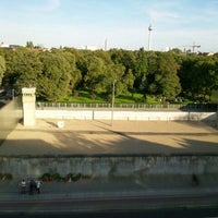 Photo taken at Berlin Wall Memorial by Takeshi S. on 8/20/2011