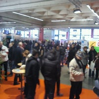 Photo prise au Charleroi Expo par Jo B. le2/3/2012