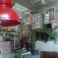 Photo taken at Kedai Cafe by kemas z. on 12/30/2011