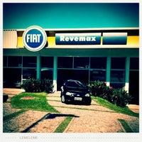 Photo taken at FIAT Revemax by Rogerio G. on 9/9/2011