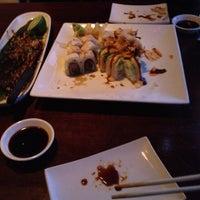 Photo taken at Zen Bistro Grill + Sushi by John D. on 4/25/2012