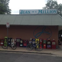 Photo taken at Juan in a Million by Don F. on 6/3/2012