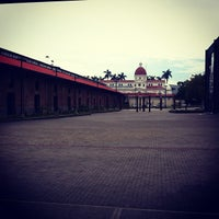 Photo taken at Antigua Aduana by Alonso R. on 8/26/2012