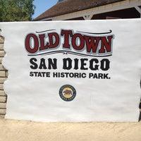 Foto scattata a Old Town San Diego State Historic Park da Renata C. il 6/7/2012