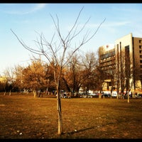 Photo taken at Parcul Centrul Civic by Liliana T. on 3/19/2012