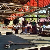 Photo taken at Charleston Visitor Center by John R. on 5/5/2012