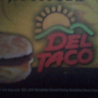 Photo taken at Del Taco by Rachel M. on 8/27/2011