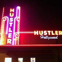 Photo taken at Hustler Hollywood by James C. on 12/8/2011