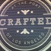 Foto tomada en CRAFTED at the Port of Los Angeles por Nancy D. el 6/29/2012