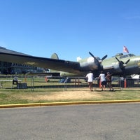 Photo taken at B-17 Bomber by Adam C S. on 8/4/2012