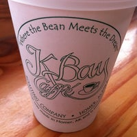 Photo taken at K-Bay Caffé & Roasting Co. by Gary M. on 4/24/2011