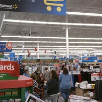 Photo taken at Walmart Supercenter by chad s. on 11/25/2011