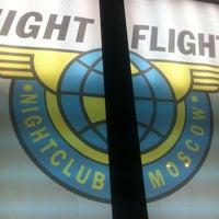 Снимок сделан в Night Flight пользователем Matt 10/11/2011