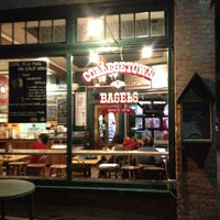 Photo taken at Collegetown Bagels by Jae J. on 6/19/2012