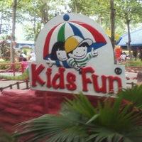 Photo taken at Kids Fun Parcs by Fitroh E. on 12/24/2011