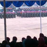 Photo taken at Bumi Marinir Cilandak, Jln.Cilandak KKO by Apollinaris on 9/12/2012