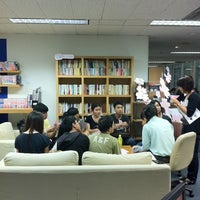 Photo taken at Jeducation Center by ビー ク. on 3/22/2011