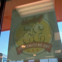 Photo taken at Bojangles' Famous Chicken 'n Biscuits by Lance N. on 10/7/2011
