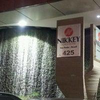 Foto tirada no(a) Nikkey Palace Hotel por Caroline C. em 12/28/2011