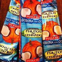 Photo taken at Frutos do Brasil by Frutos Do Cerrado Sorveteria S. on 11/2/2011