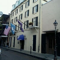 Photo taken at Hotel Le Marais by Jason B. on 12/10/2011