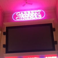 Photo taken at Garrett Eight Cinemas by Guilherme C. on 3/6/2012