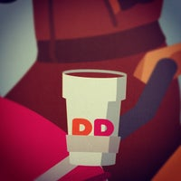 Photo taken at Dunkin Donuts by [t] m. on 3/20/2012