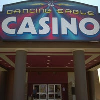 Photo taken at Dancing Eagle Casino by Raphael C. on 6/22/2012