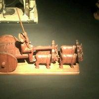Photo taken at Museu de Folclore Edison Carneiro by Diego F. on 11/26/2011
