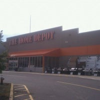Photo Taken At The Home Depot By Jordy K On 8 31 2011