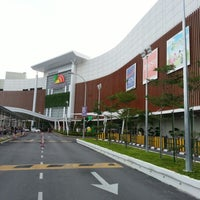 Photo taken at AEON Ipoh Station 18 Shopping Centre by Hong J. on 8/23/2012