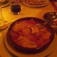Photo taken at Itália Cantina e Ristorante by Matheus P. on 7/21/2012