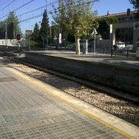 Photo taken at Metro seminari ceu by Kike M. on 9/21/2011